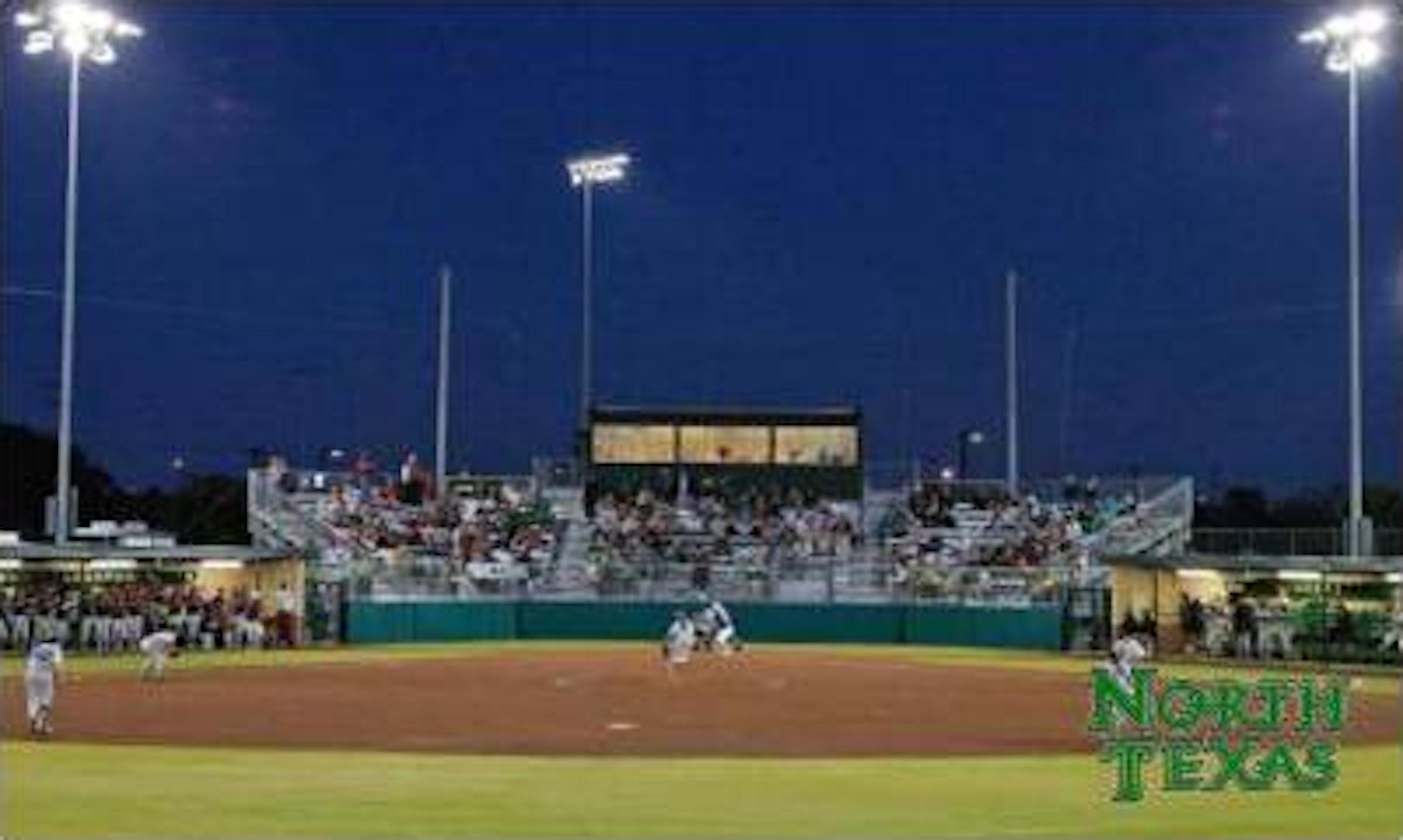 UNT - Lovelace Stadium in Beyond Dallas