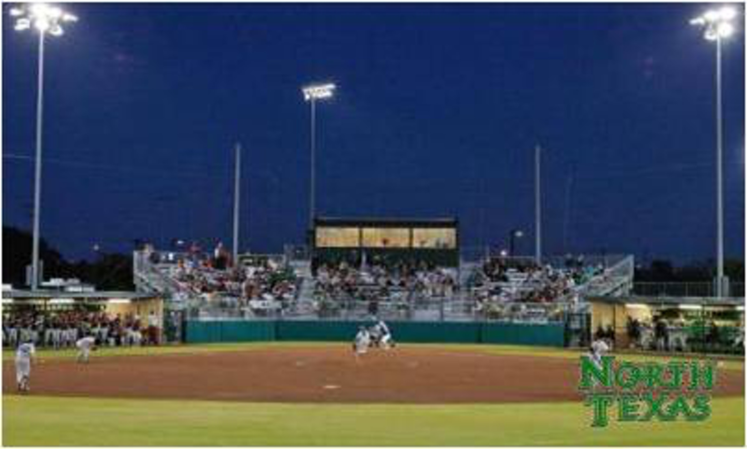 UNT - Lovelace Stadium