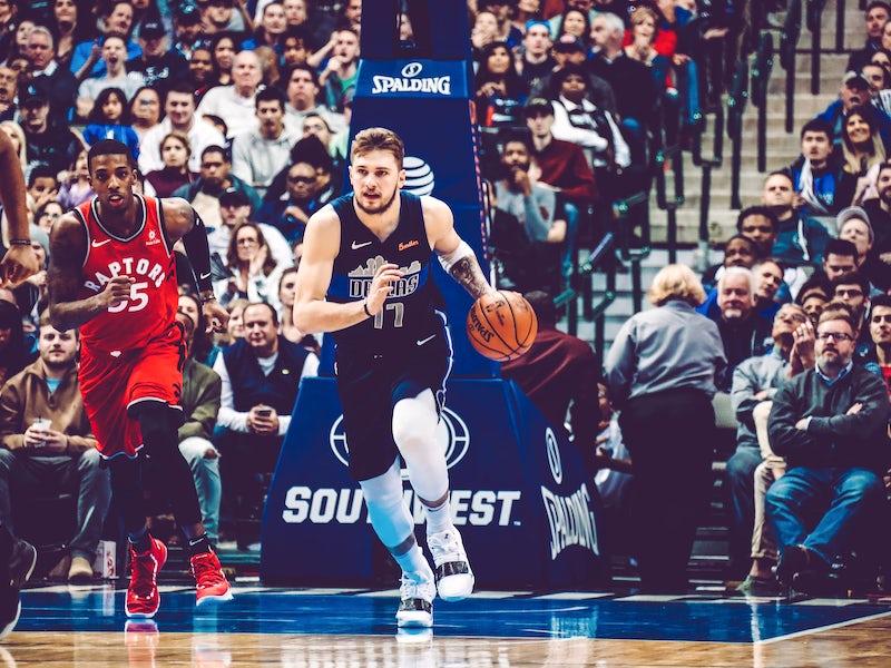 Dallas Mavericks in Beyond Dallas