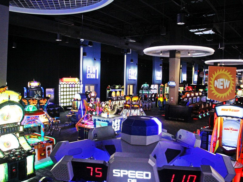 Dave & Buster's Dallas in Beyond Dallas