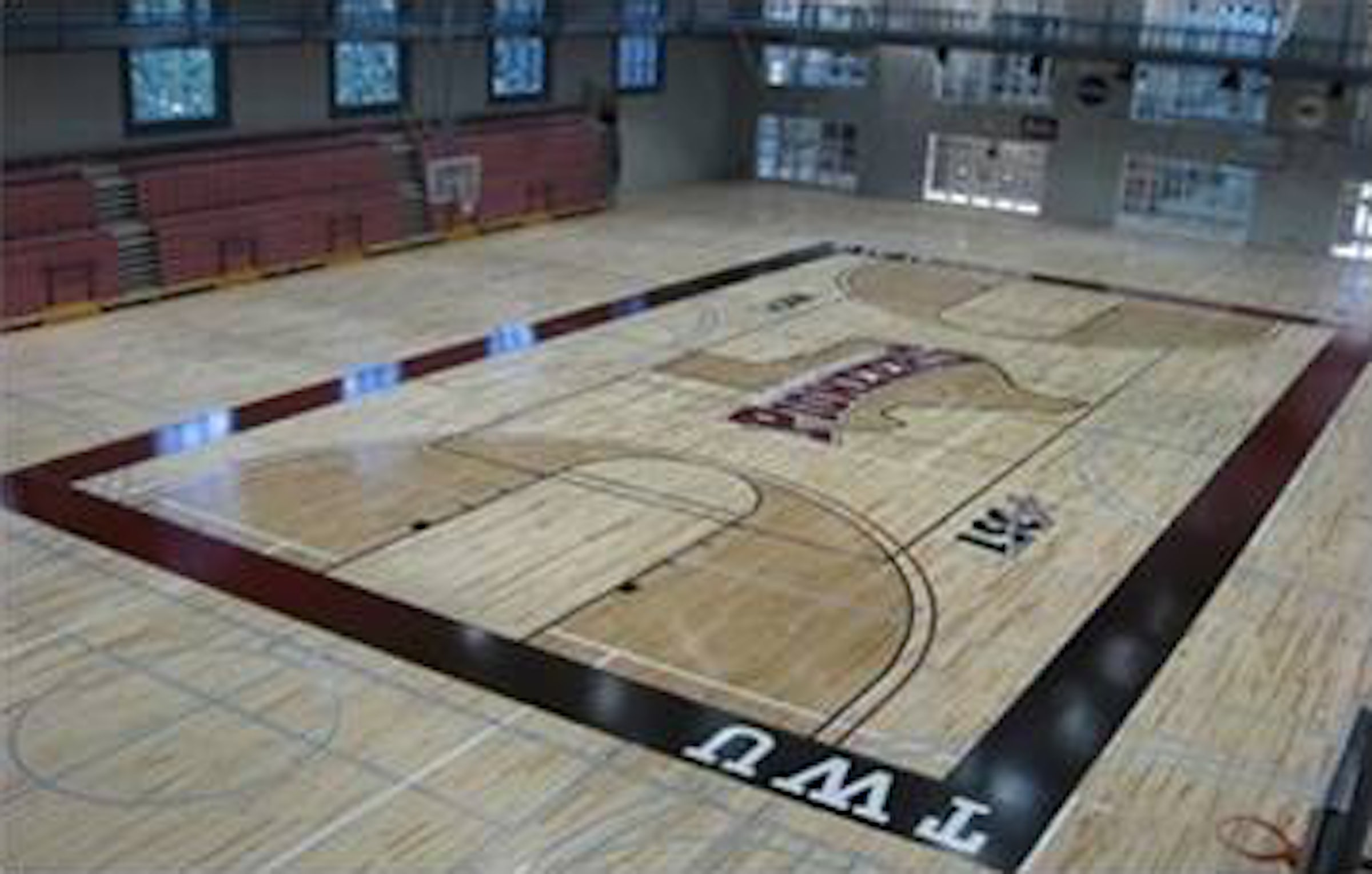 TWU - Kitty Magee Arena in Beyond Dallas