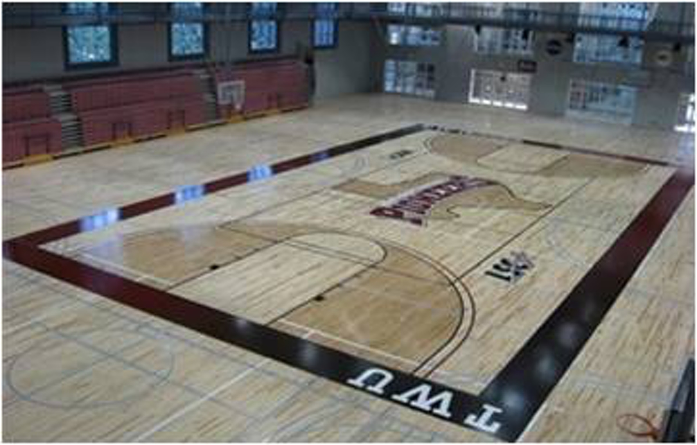 TWU - Kitty Magee Arena