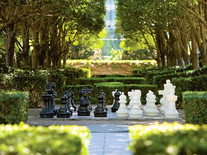 Marie Gabrielle Restaurant & Garden in Beyond Dallas