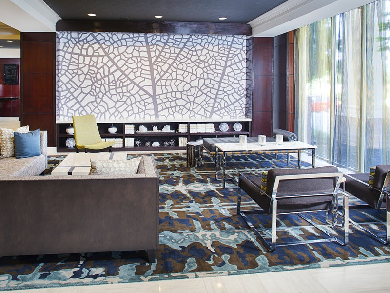 Dallas Marriott Suites Medical/Market Center in Far West Dallas
