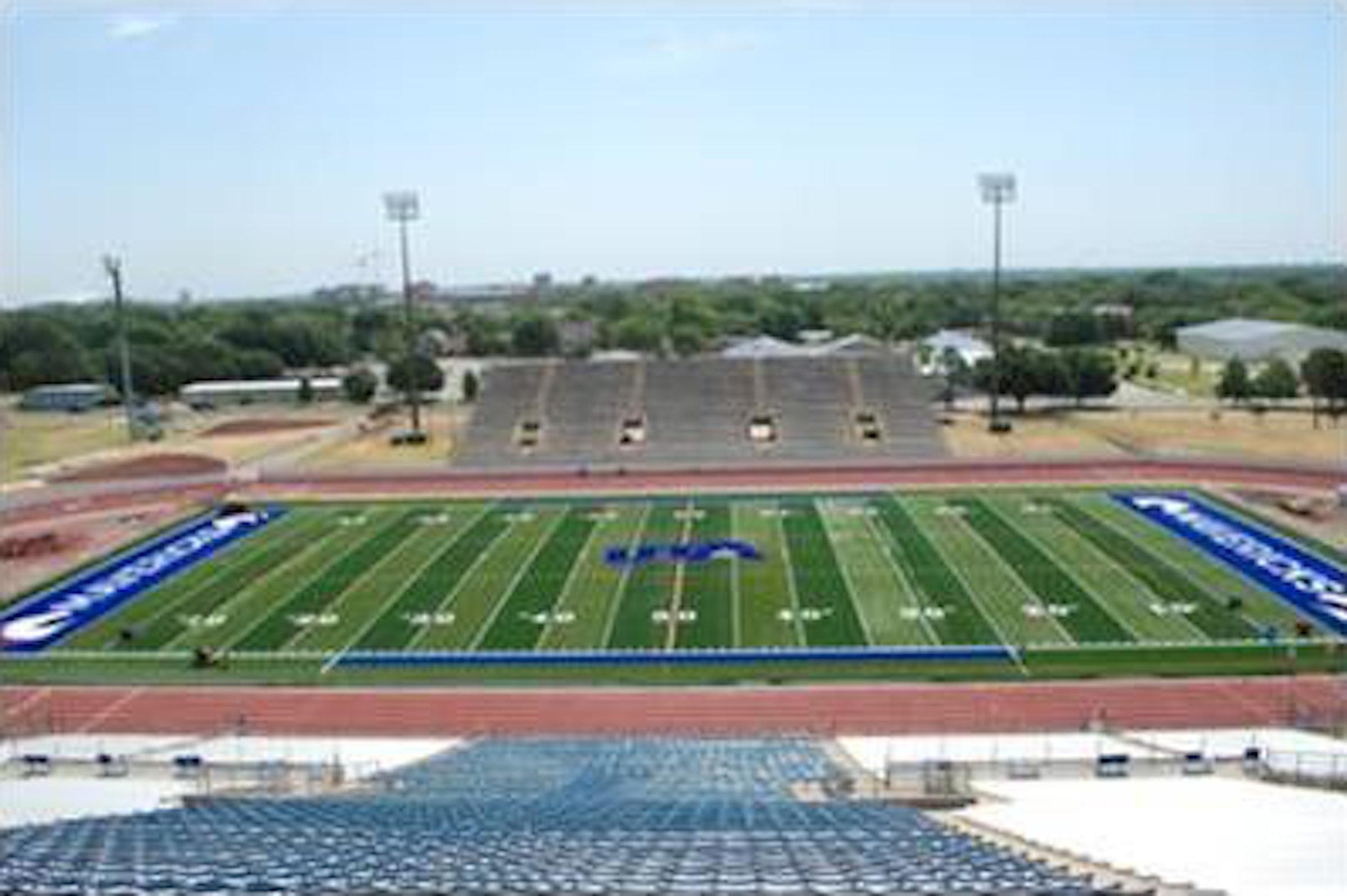 UTA - Maverick Stadium in Beyond Dallas