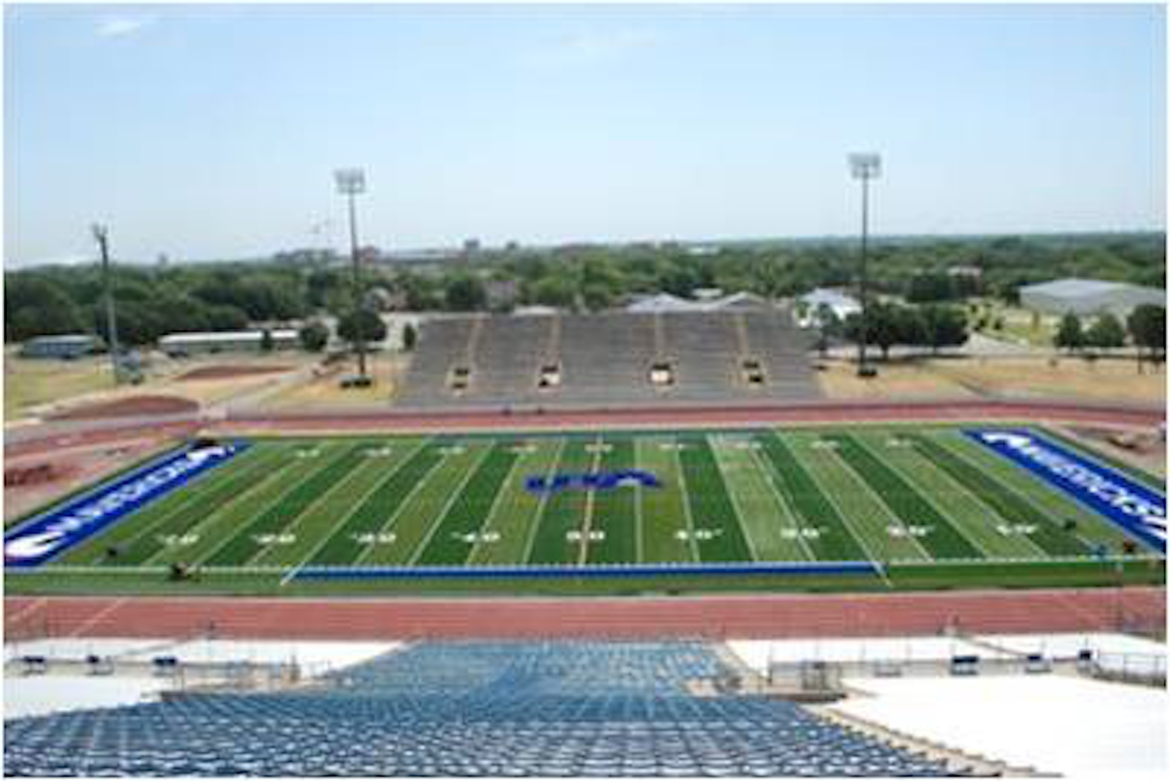 UTA - Maverick Stadium
