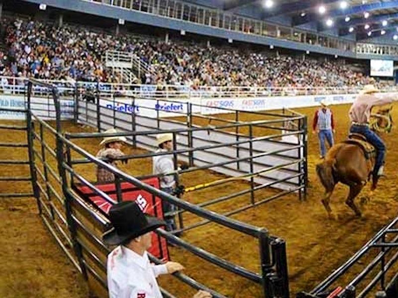 Mesquite Championship Rodeo at Mesquite Arena