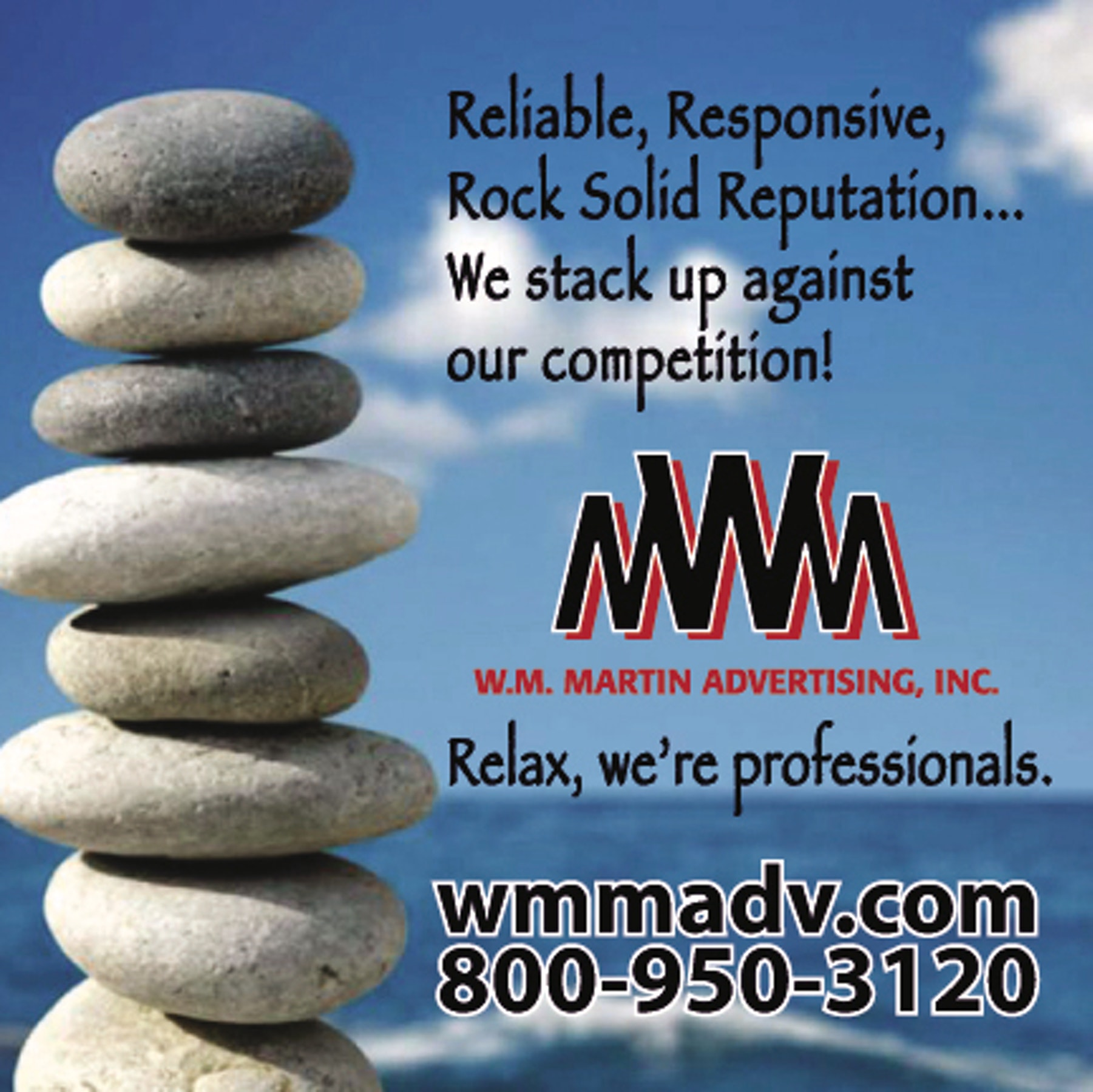 W.M. Martin Advertising, Inc. in Beyond Dallas