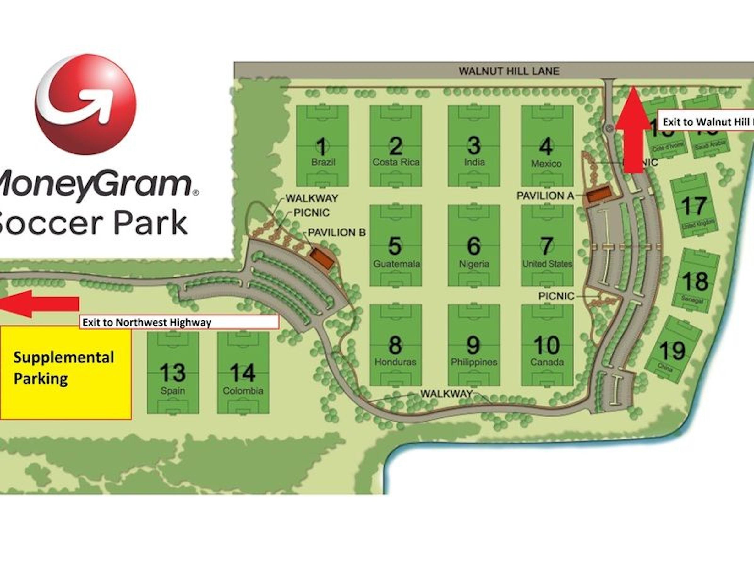 MoneyGram Soccer Park