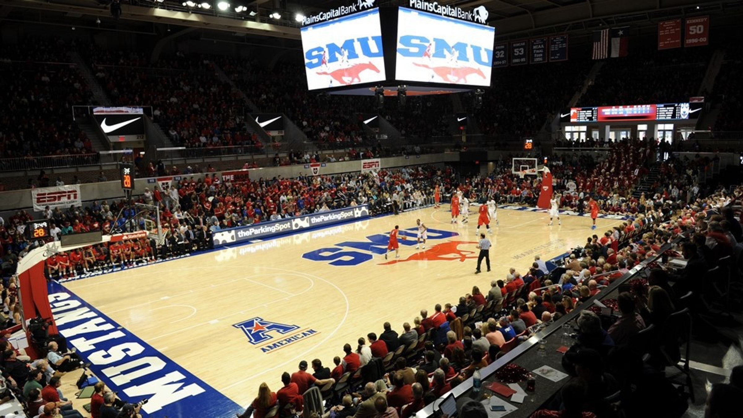 SMU - Moody Coliseum in Beyond Dallas