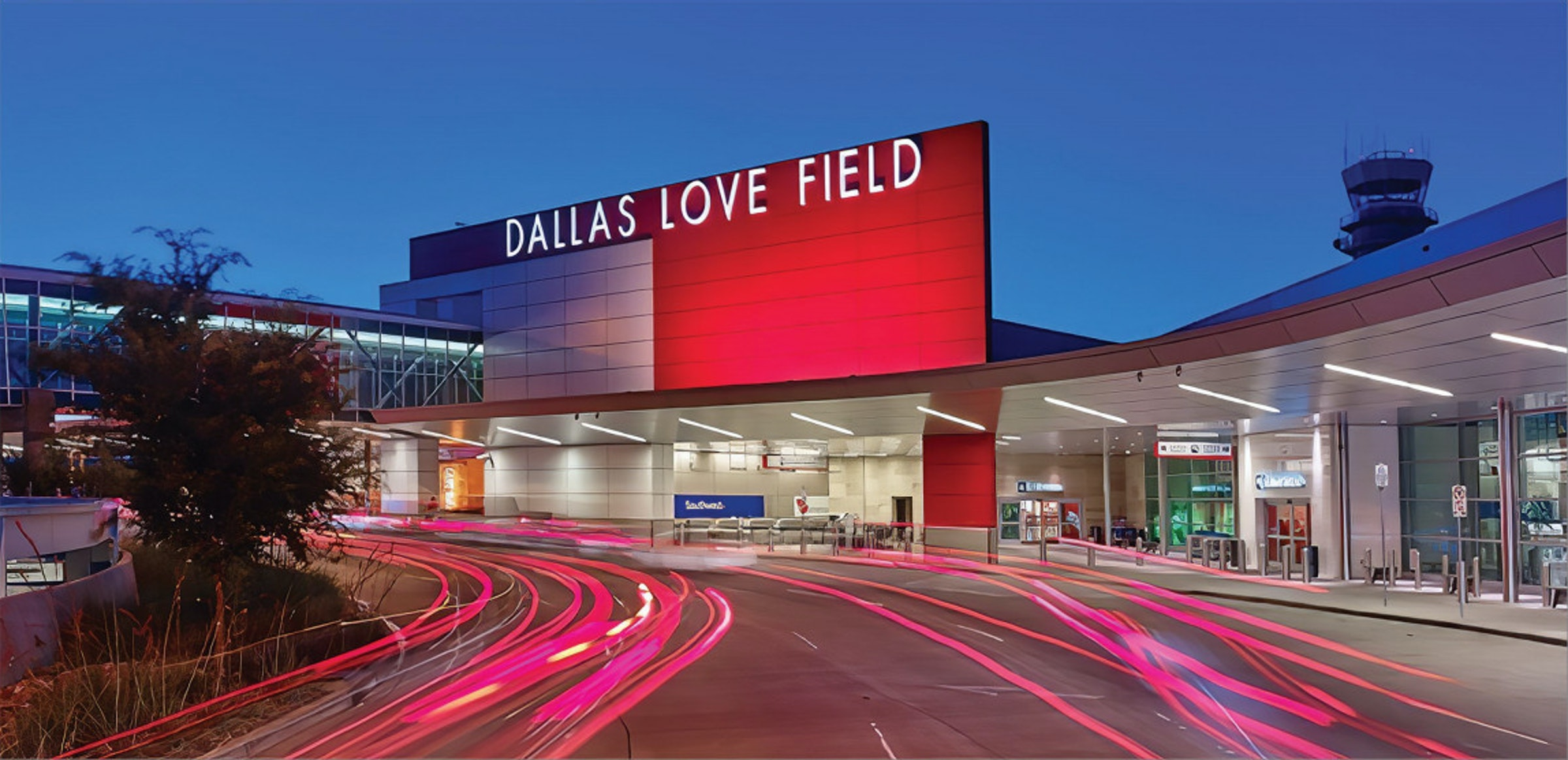 Dallas Love Field Airport in Beyond Dallas