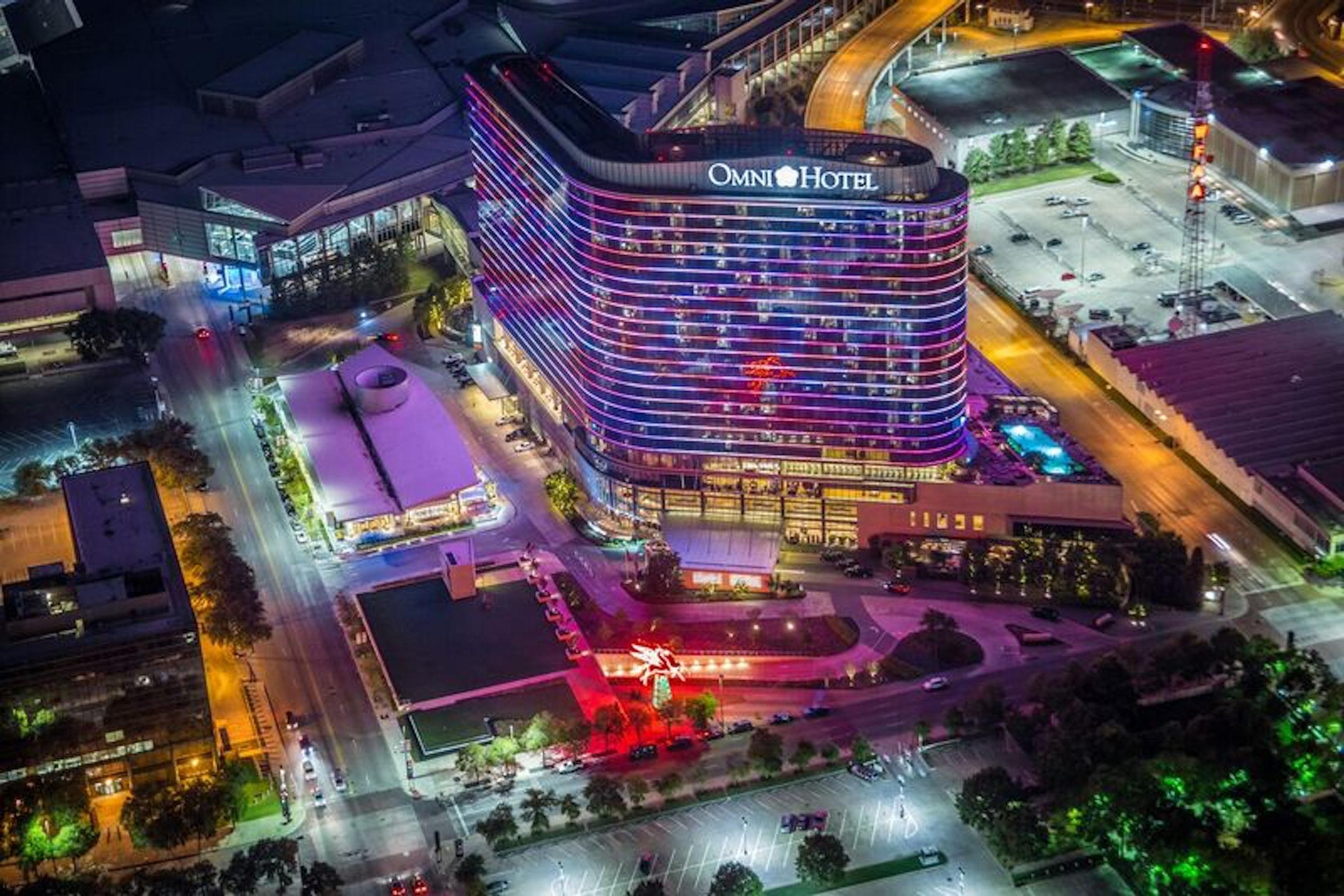 Omni Dallas Hotel in Beyond Dallas