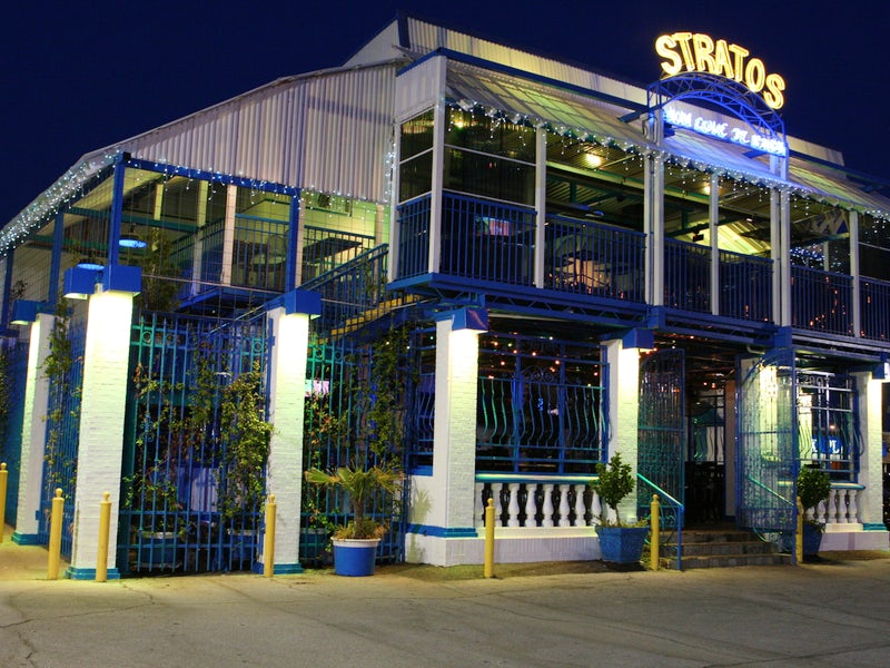 Stratos Greek Taverna in North Dallas