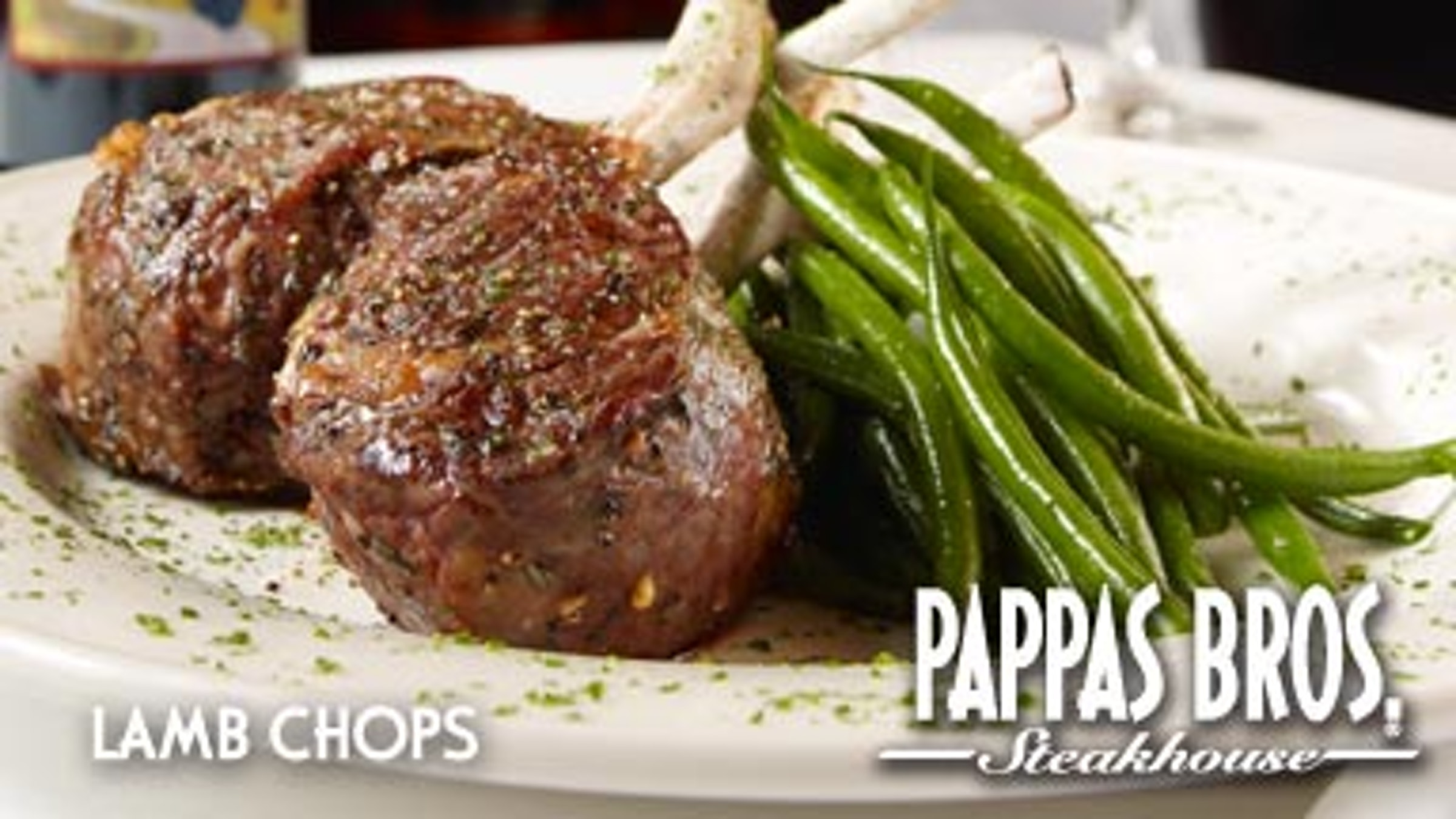 Pappas Bros. Steakhouse in Beyond Dallas