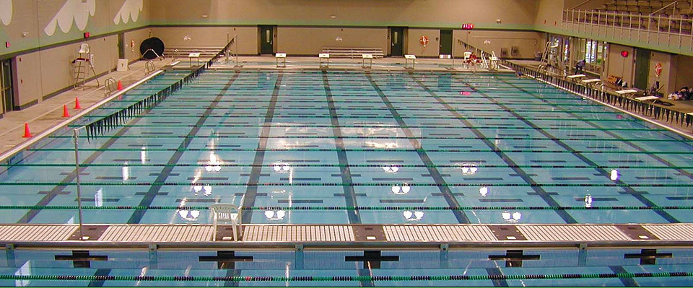 UNT - PEB Natatorium in Beyond Dallas