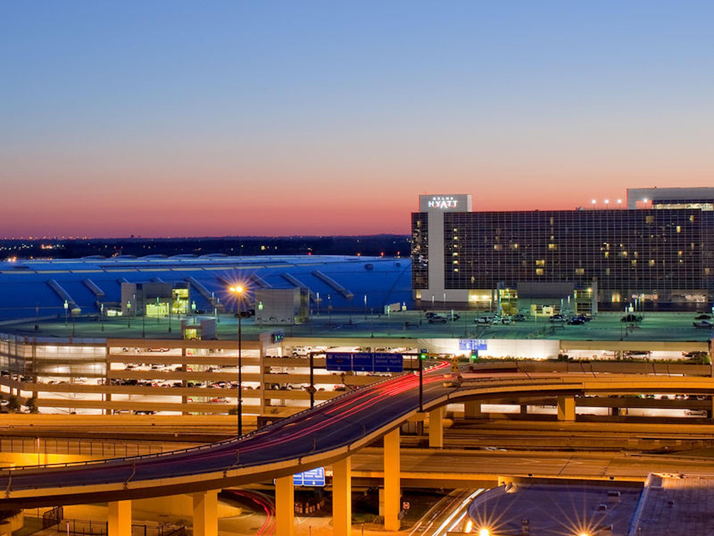 Grand Hyatt DFW in Beyond Dallas