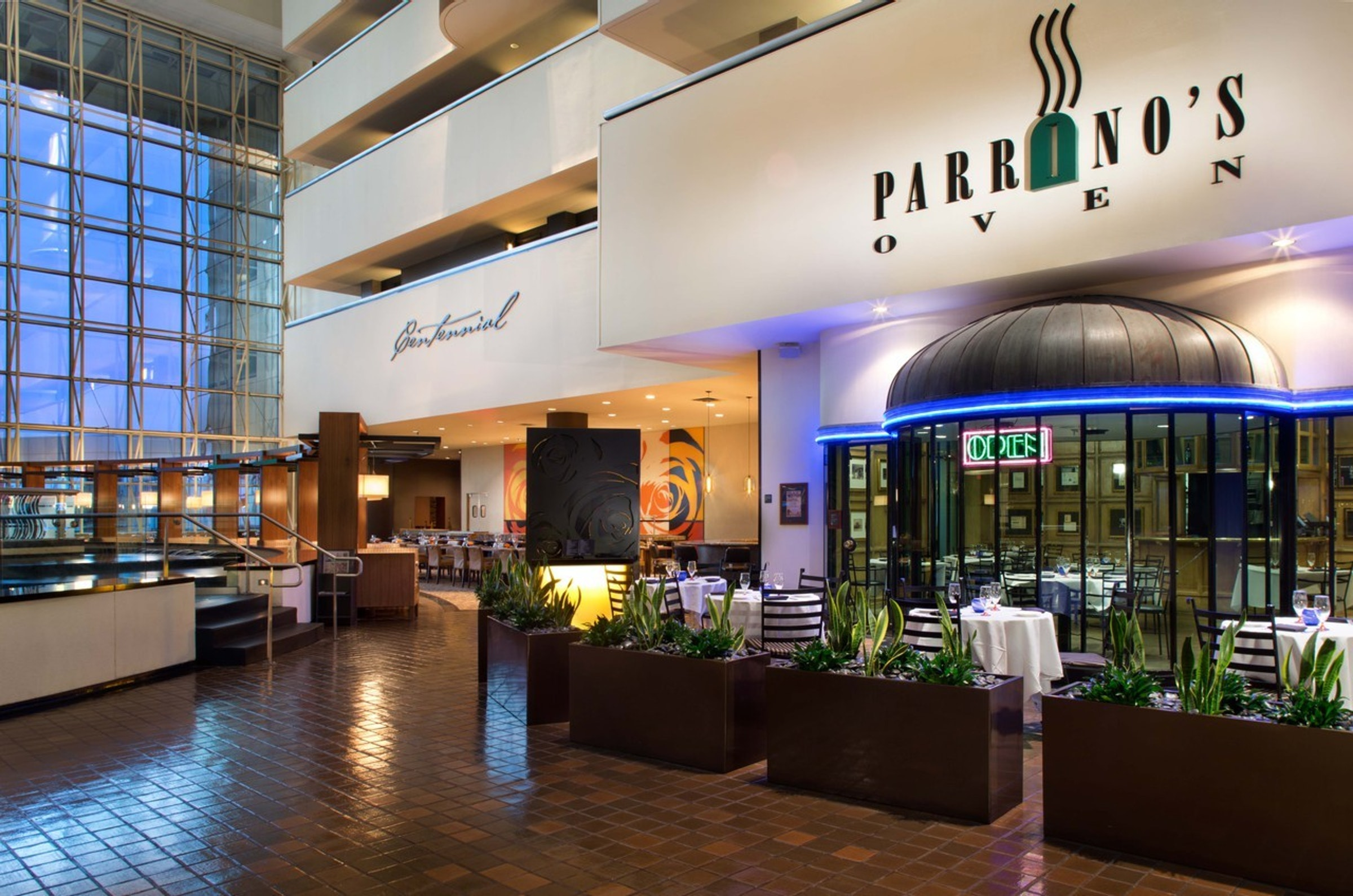 Parrino's Oven in Beyond Dallas