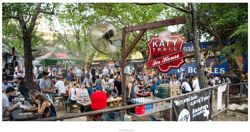 Katy Trail Ice House: Dallas, TX 75201: Visit Dallas Katy Trail Ice House