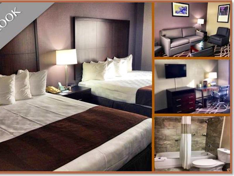 Best Western Plus Dallas Hotel & Conference Center in Far North Dallas (Proper)