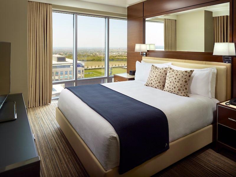 Omni Frisco Hotel in Beyond Dallas