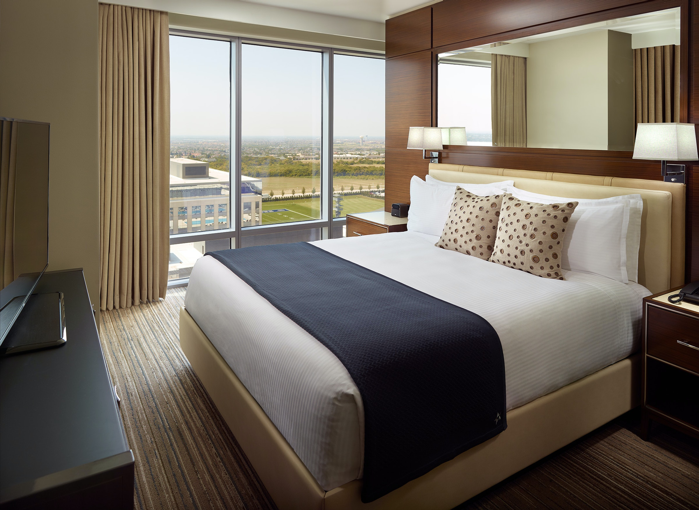 Omni Frisco Hotel in Beyond Dallas