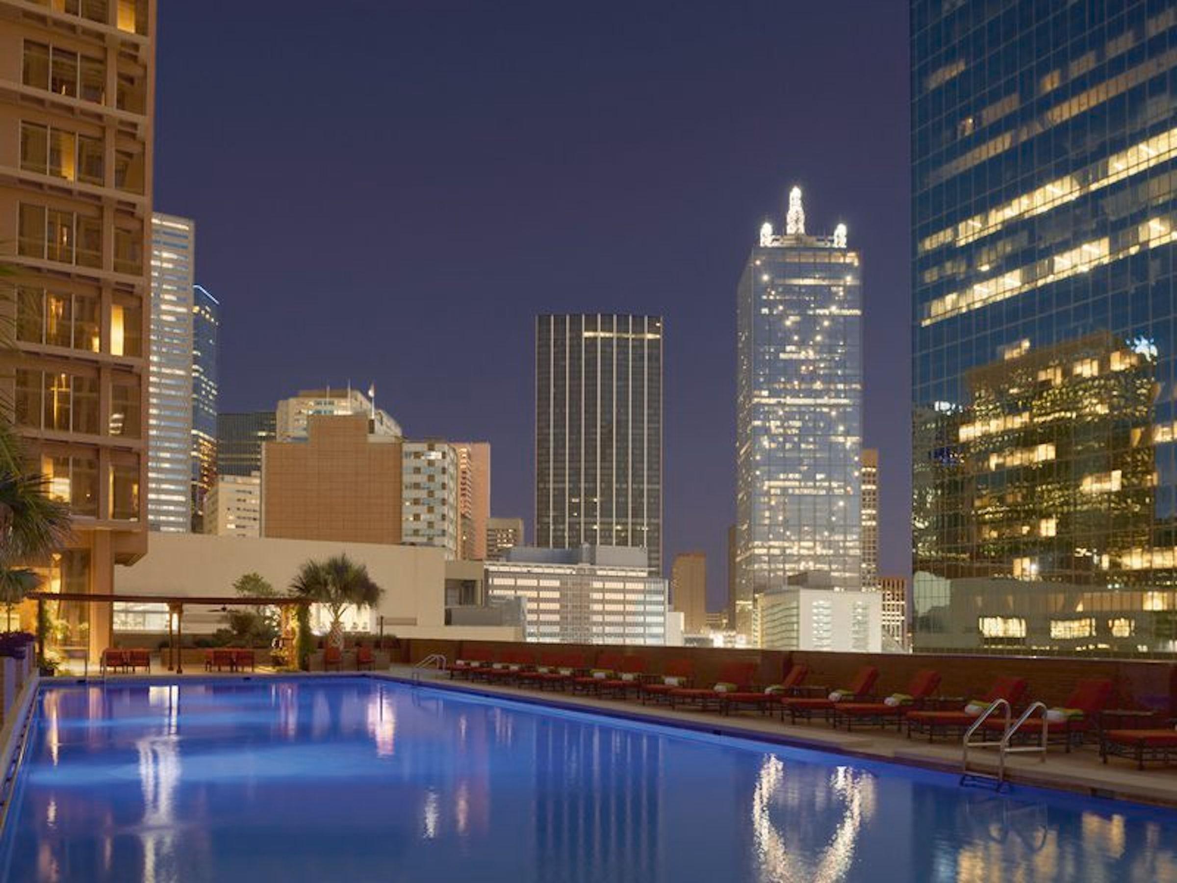 Fairmont Dallas in Beyond Dallas