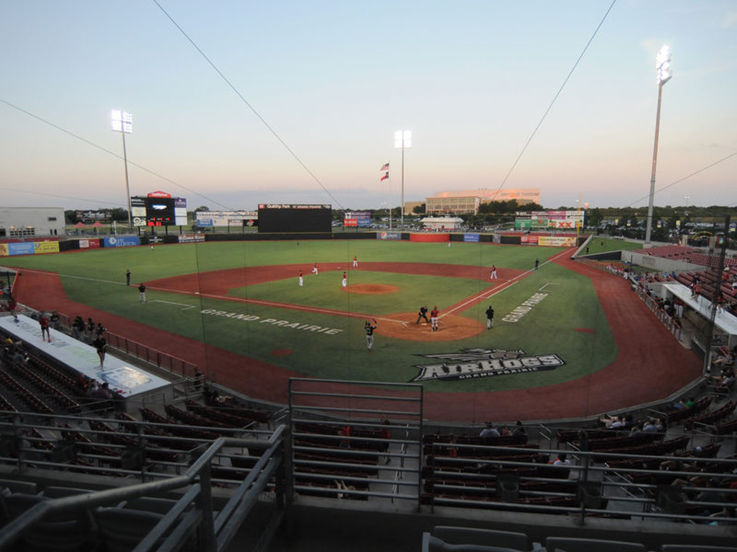 AirHogs Stadium