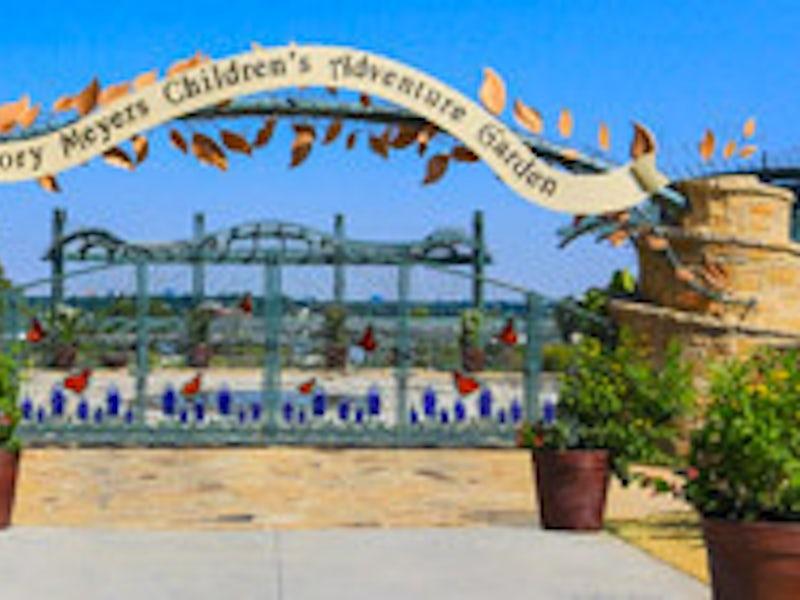 Rory Meyers Children's Adventure Garden in Lake & Garden
