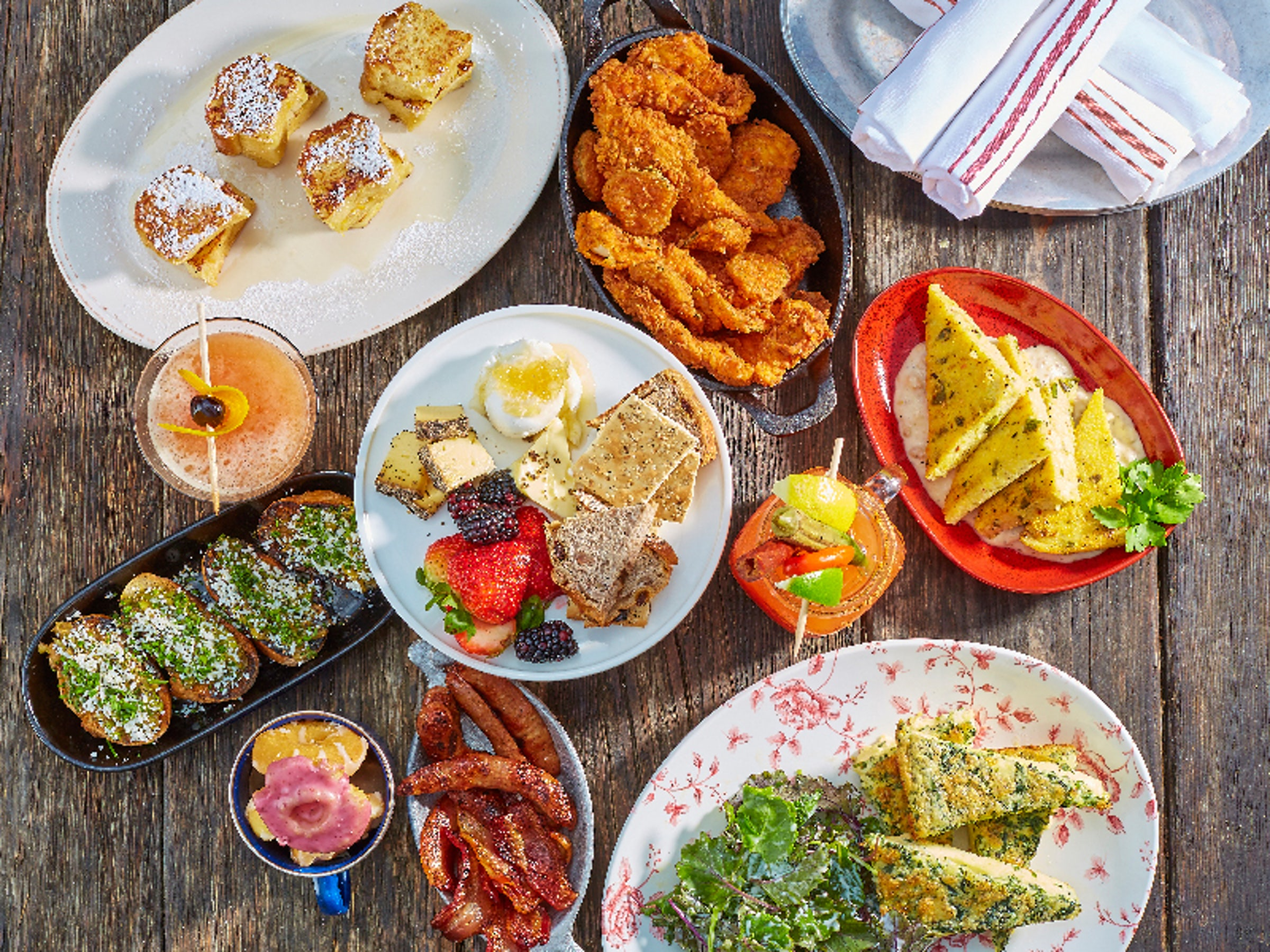 The Rustic in Beyond Dallas