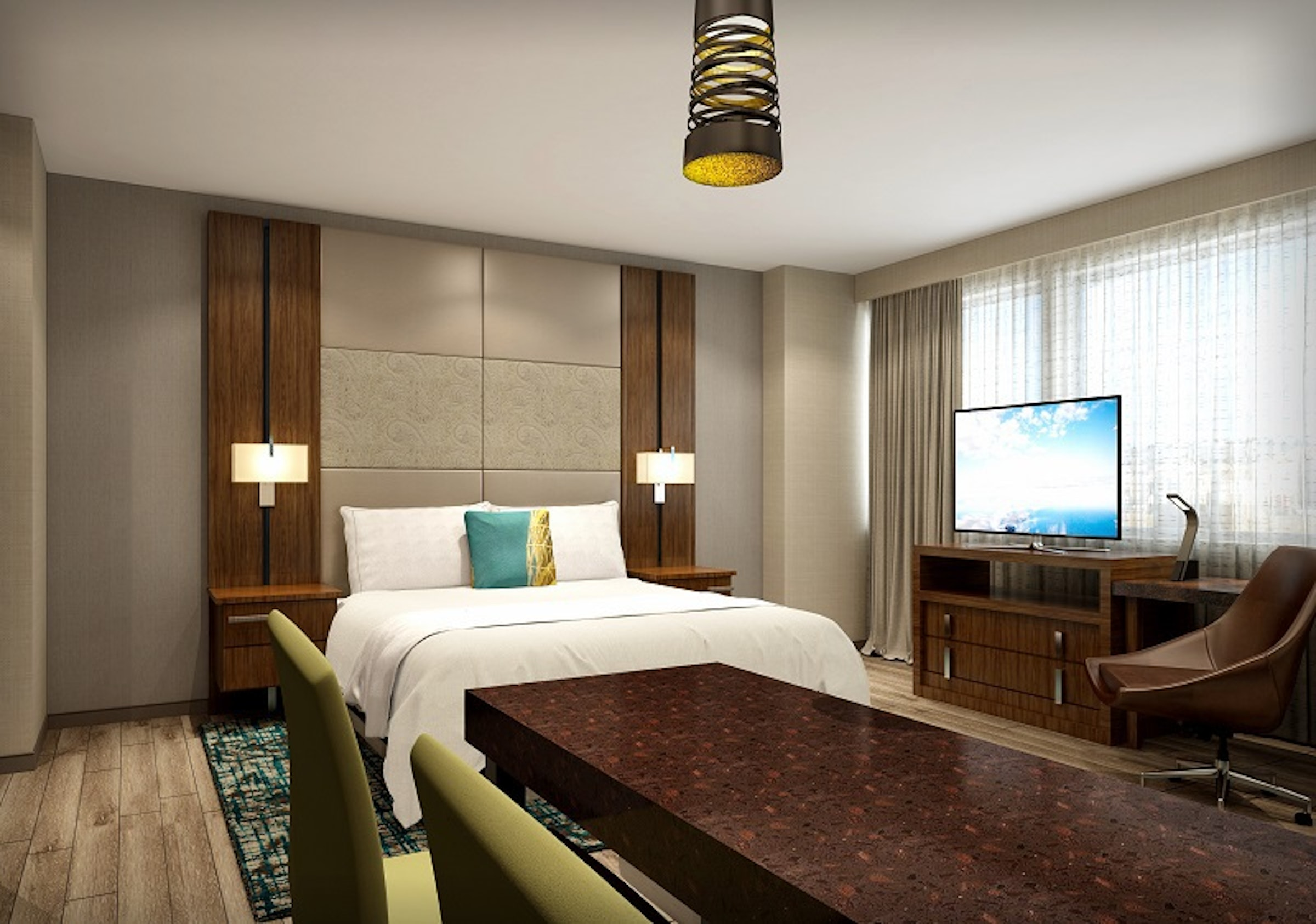 Residence Inn by Marriott Dallas Downtown in Beyond Dallas