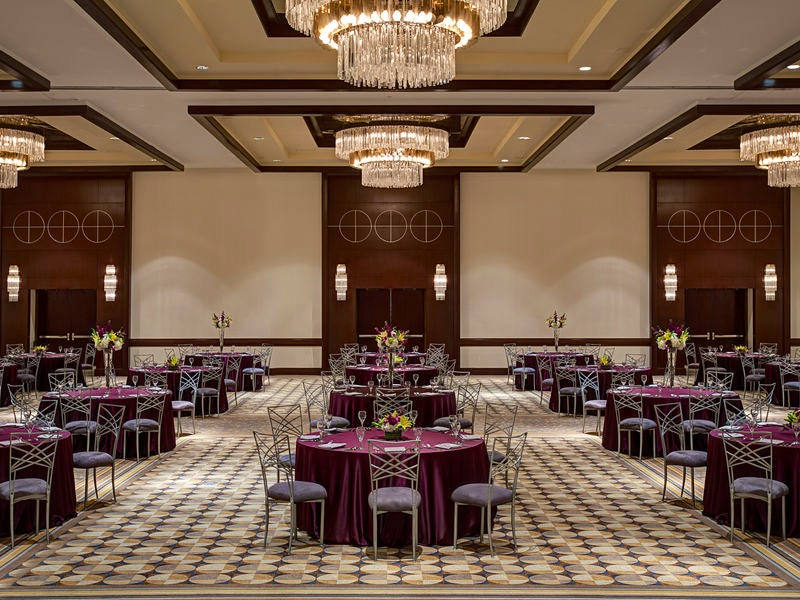 Hyatt Regency Dallas: Meeting and Event Space: Visit Dallas
