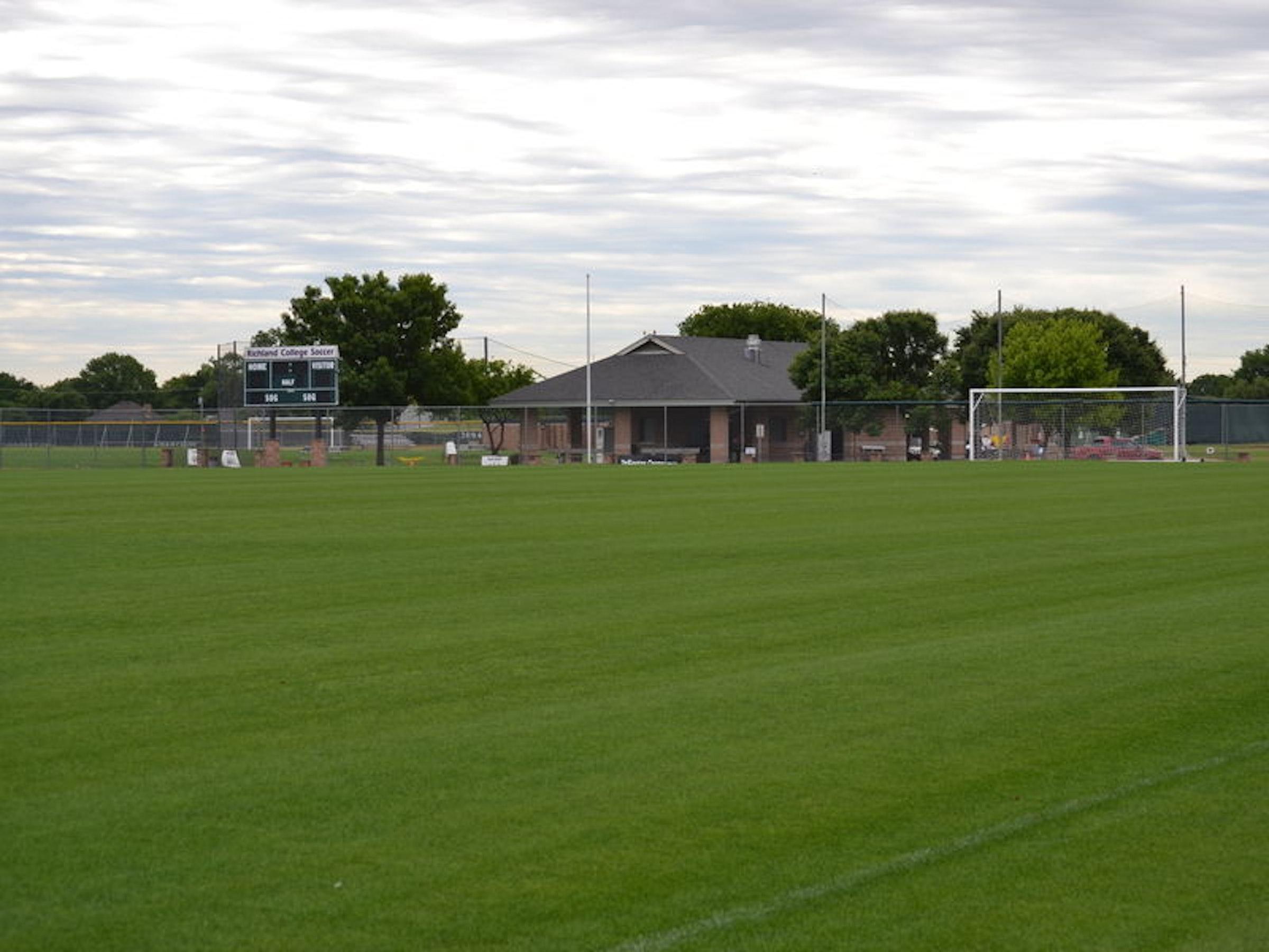 Richland Community College in Beyond Dallas