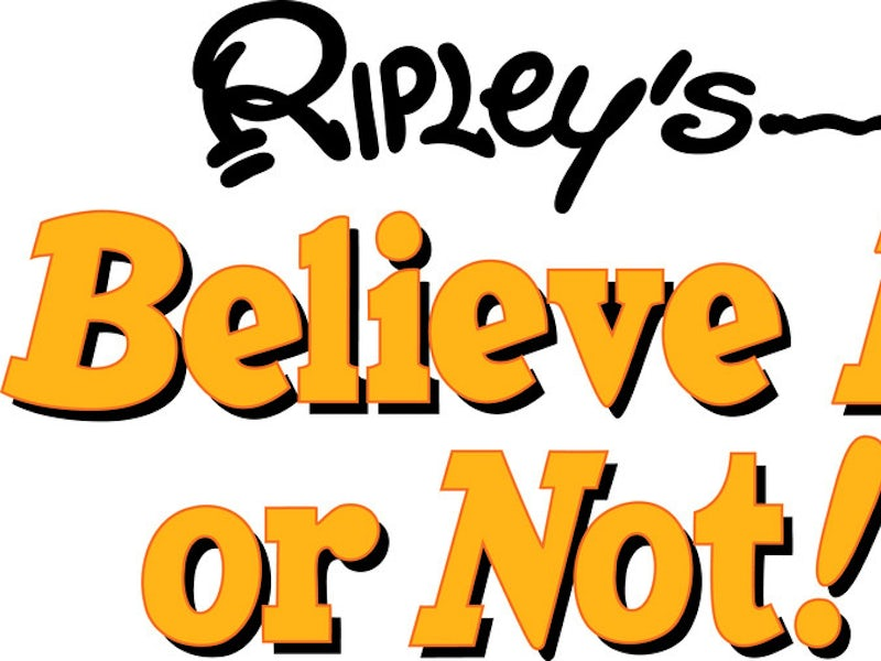 Ripley's Believe It or Not! Odditorium in Far West Dallas