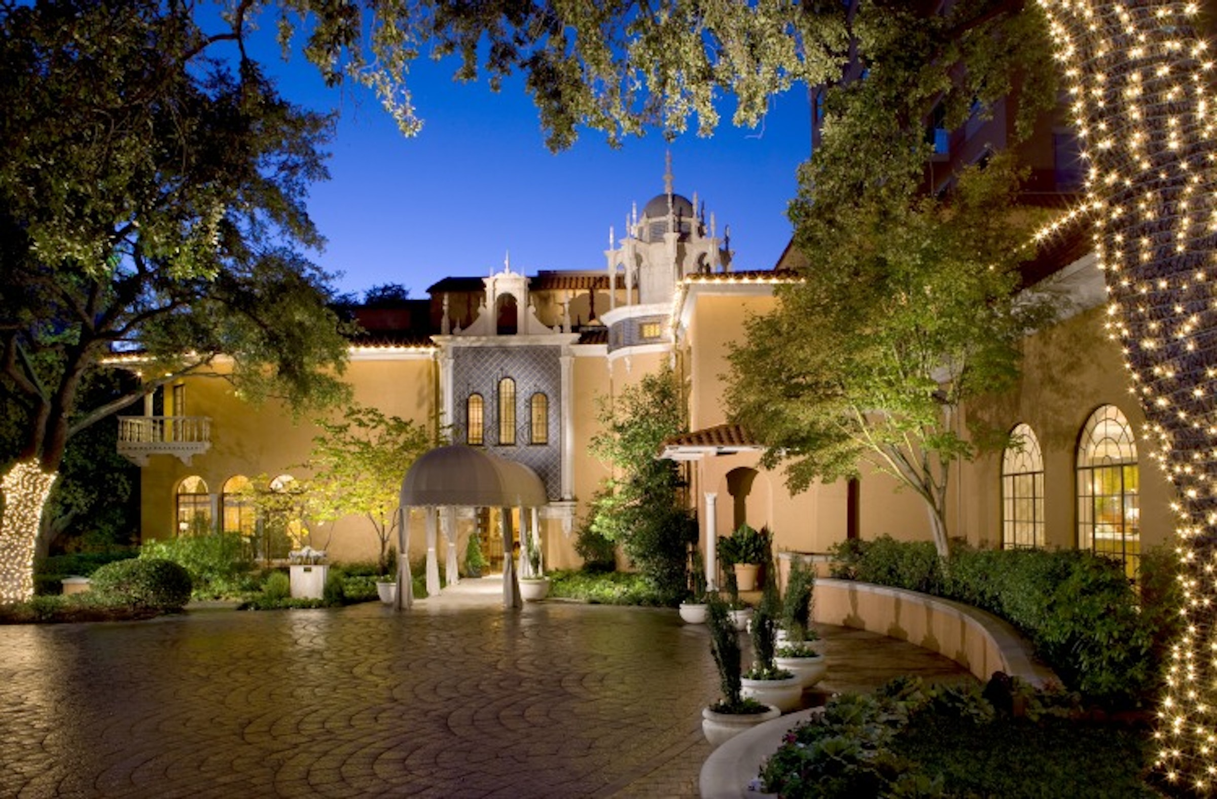 Rosewood Mansion on Turtle Creek in Beyond Dallas