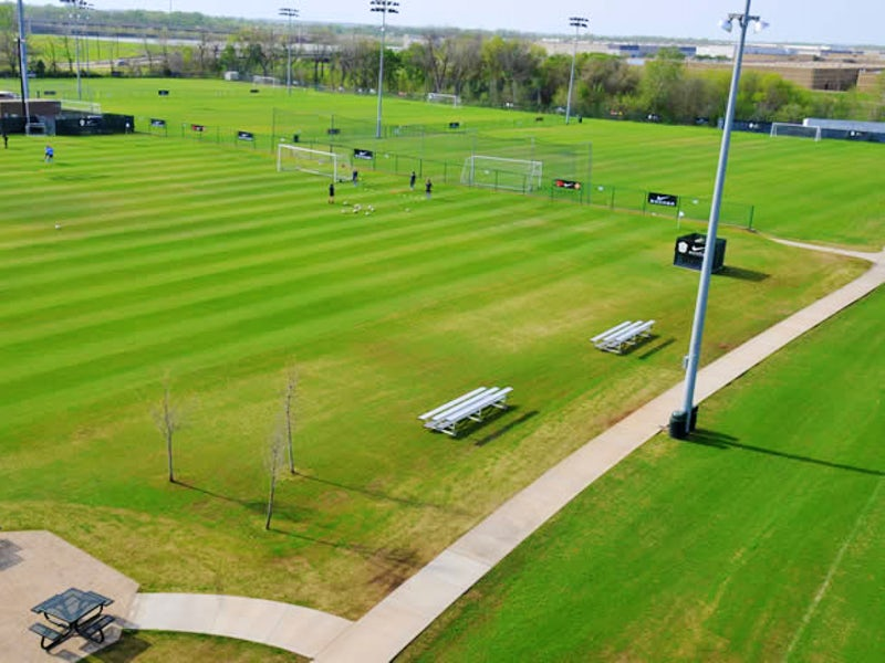Ross Stewart Soccer Complex in Farmers Branch