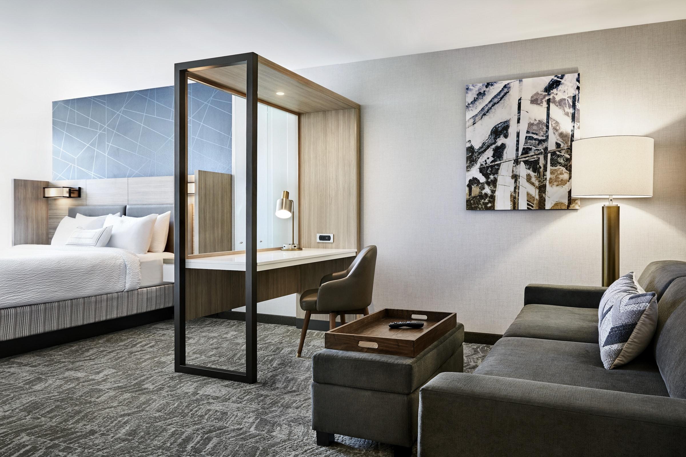 SpringHill Suites Dallas Central Expressway in Beyond Dallas