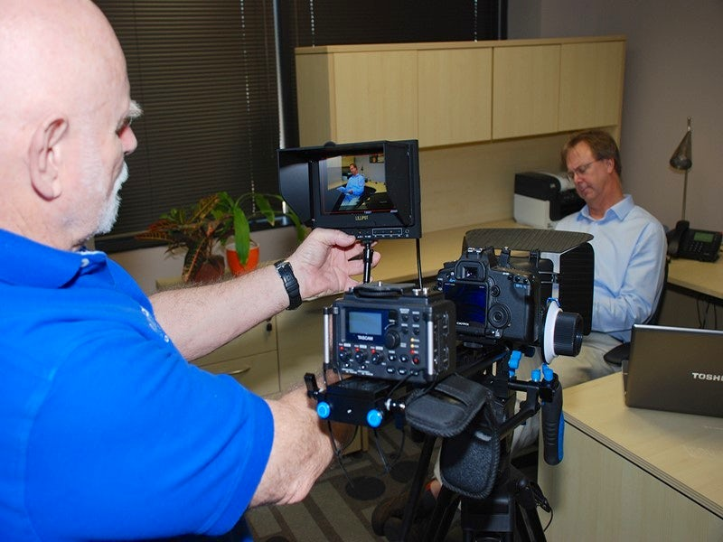 Small Pond Video Productions in Far West Dallas