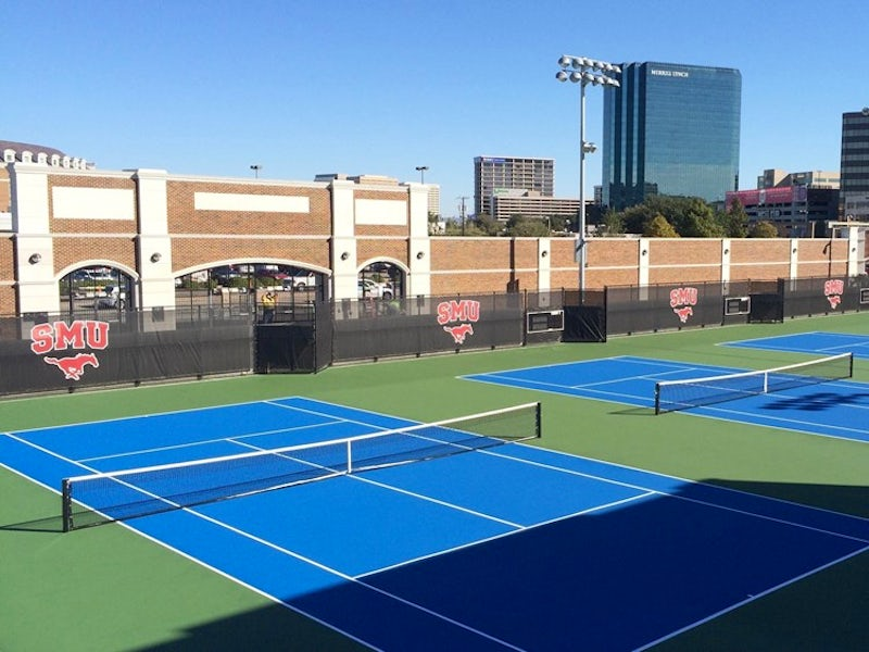 SMU - Tennis Complex in Beyond Dallas