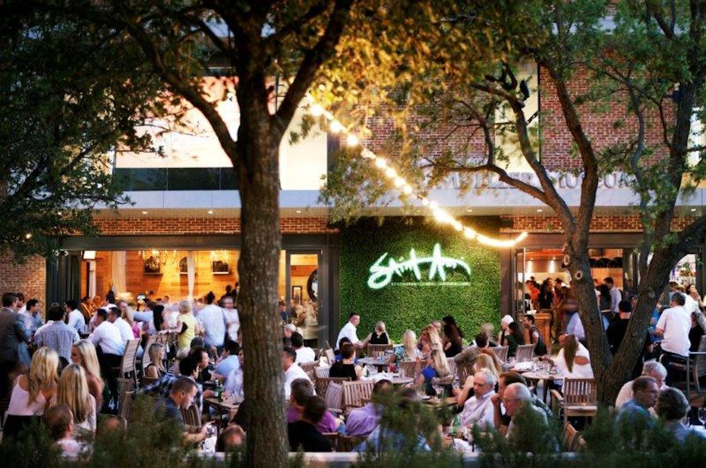 Saint Ann Restaurant & Bar in Beyond Dallas