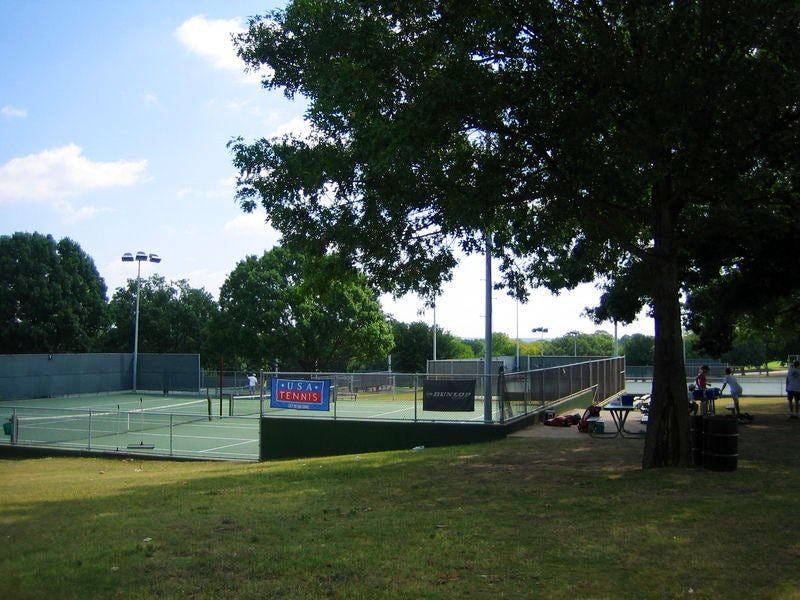 Samuell Grand Park in East Dallas