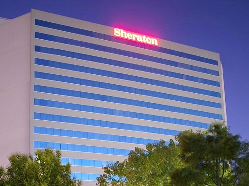 Sheraton Arlington Hotel in Beyond Dallas