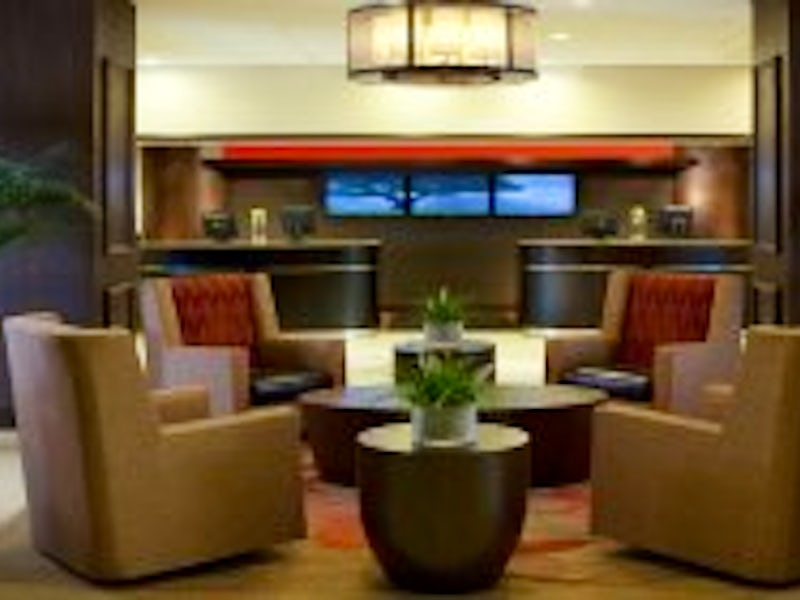 Sheraton DFW Airport Hotel in DFW Airport