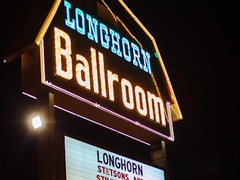 Longhorn Ballroom in South Dallas