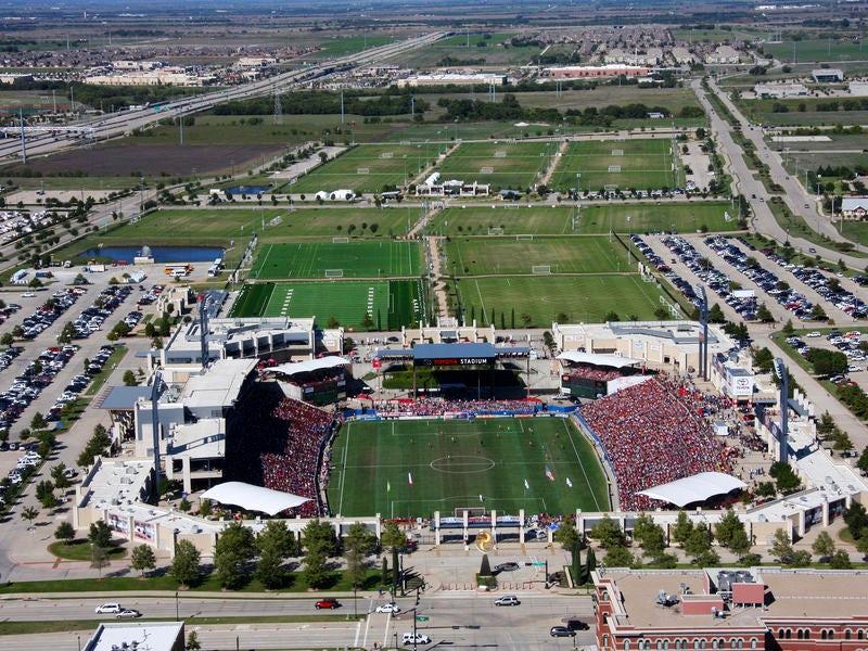 Toyota Stadium & Soccer Center