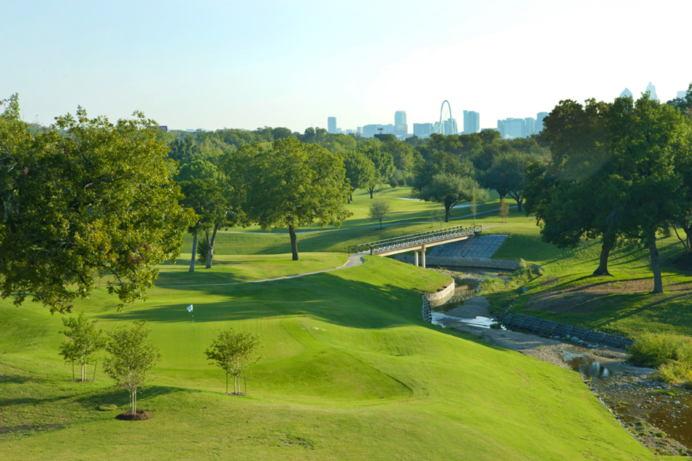 Stevens Park Golf Course in Beyond Dallas