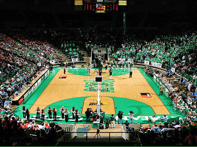 The North Texas Coliseum in Beyond Dallas