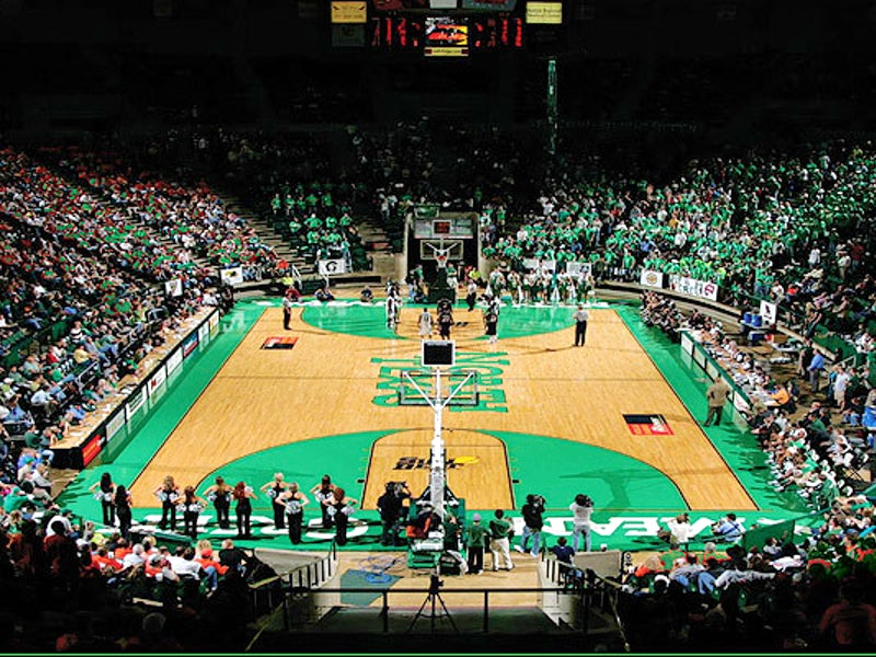 The North Texas Coliseum