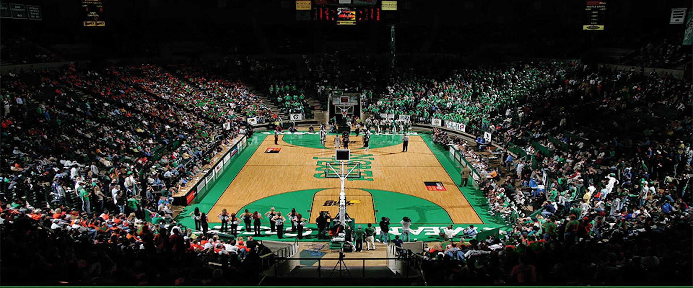 UNT - North Texas Coliseum