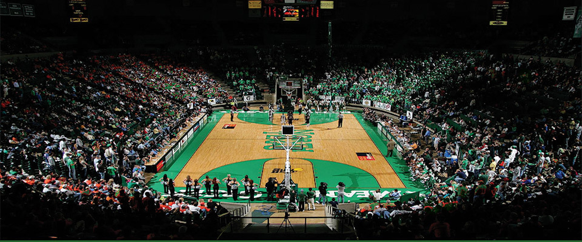 UNT - North Texas Coliseum