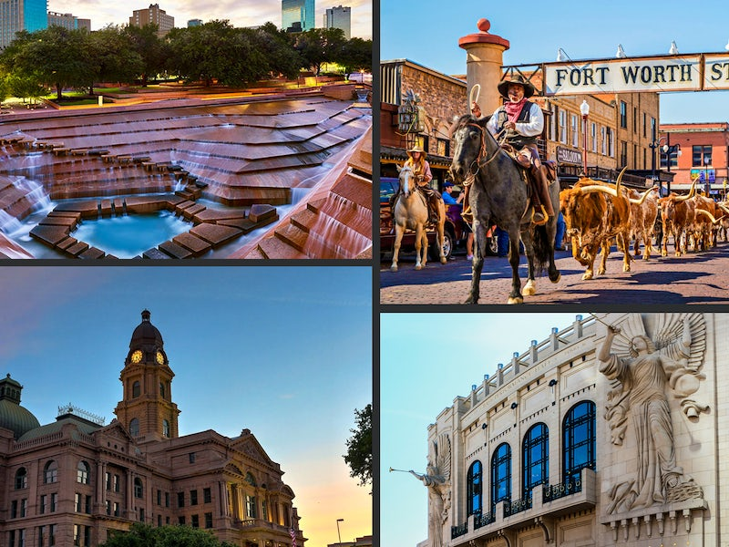 Best DFW Tours in Downtown